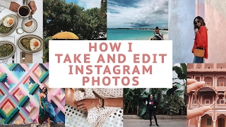 How to Take and Edit Photos For Instagram - FaceTune Tutorial with DaddyIssues and Song of Style