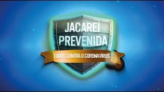 Jacareí na luta contra o Coronavírus