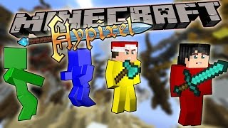 THỐNG LĨNH BỐN SỨ QUÂN - Minecraft Hypixel Bed Wars