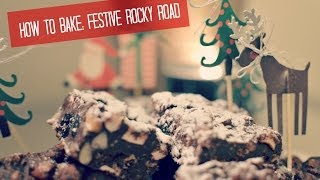 HOW TO BAKE: CHRISTMAS ROCKY ROAD Thumbnail