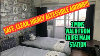 Gambar cover Taiwan Travel part 6 ( Airbnb )