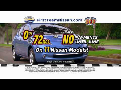 First Team Nissan 500