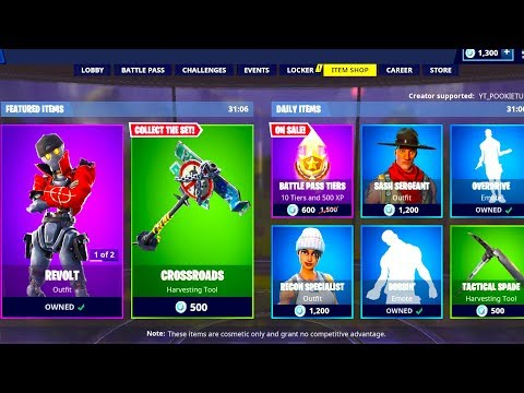 New Daily Item Shop Countdown February 25th New Skins Fortnite