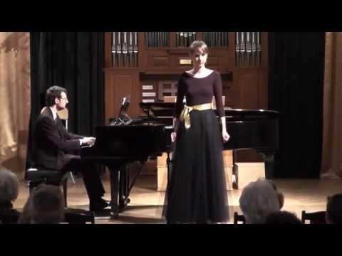 """Was Liebe sei?"" - Anna Molnár (mezzosoprano)"