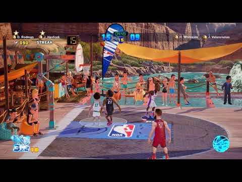 NBA 2K Playgrounds 2 8 Min Game |