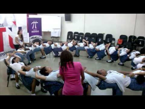 Dinámica de grupo - Confianza - Proyecto Indigo