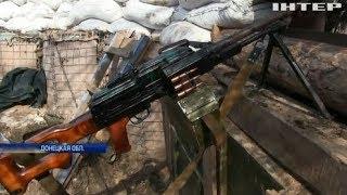 """Война на Донбассе: боевики обстрелами """"поздравляют"""" с Пасхой жителей Водяного"""