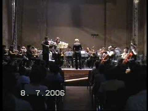 "Concertone in C major,K.190 (Mozart) II.- ""Andantino"""