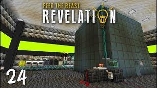 FTB Revelation - Ep 23 - NuclearCraft Fission Reactor - Лучшие
