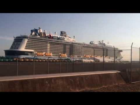 Quantum of the Seas  China & Japan  2015 🇦🇪 🇨🇳 🇯🇵