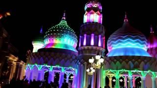 Ночной Дубай(, 2016-02-09T15:26:23.000Z)