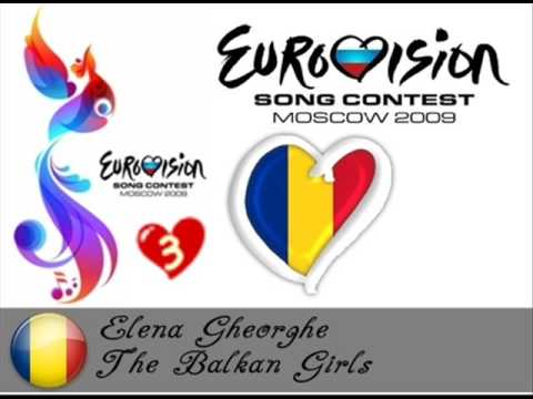 Eurovision 2009 - My Top 5 [OFFICIAL]