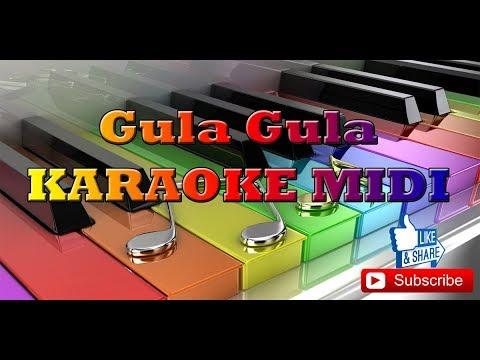 Karaoke Gula Gula - Elvy Sukaesih