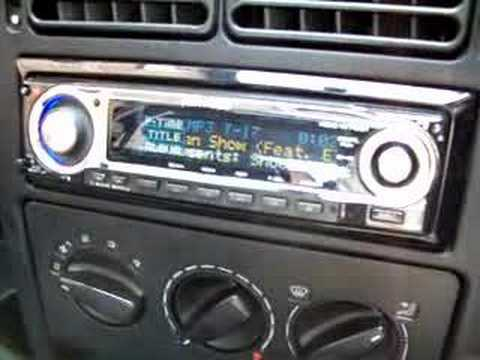 Kenwood Kdc W Car Radio