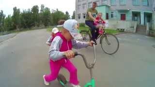 Велопробег г.Онега, день российской молодежи.(, 2015-06-27T17:00:58.000Z)