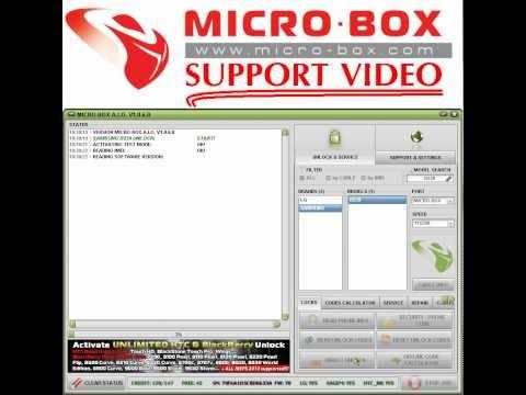 SAMSUNG B220 UNLOCK BY MICROBOX