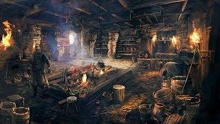 Ведьмак (The Witcher) 1 часть  прохождение (#4)  [Преподобный,вечный огонь и утопцы]