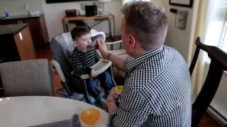 Grayson: A story about hope, inspiration and courage - Living with Maple Syrup Urine Disease (MSUD)