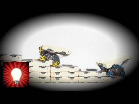 Termite drones: Harvard unveils swarm construction robots - This is REAL Genius