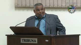 27ª Sessão Ordinária - Vereador Mineiro