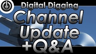 DD Channel Update - Q&A, Game Servers, TS3 Server, G2A. . .