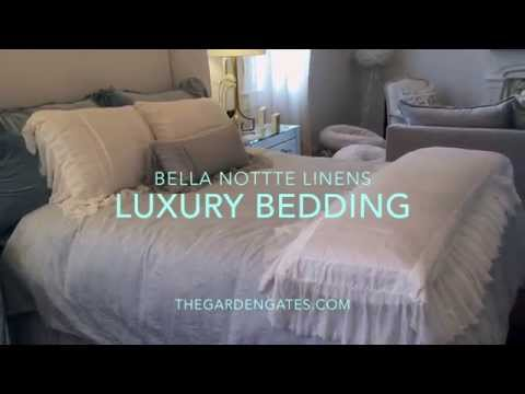 Bella Notte Linens - Luxury Bedding for the Home