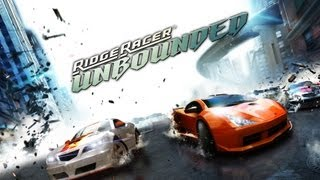 Ridge Racer: Unbounded on Macbook Pro Retina (15 inch) Bootcamp