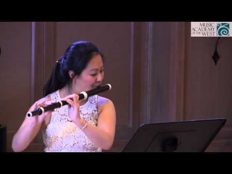 Timothy Day Flute Masterclass July 6, 2015