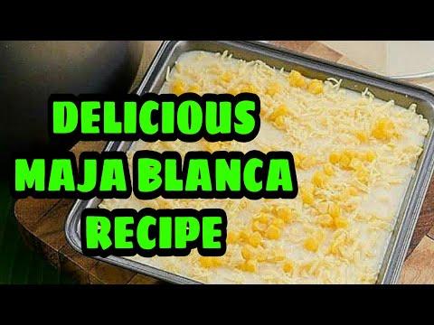 maja-blanca-easy-recipe-|-#foodday