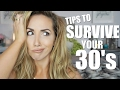 8 TIPS TO LOOKING GOOD IN YOUR 30's | JessicaFitBeauty