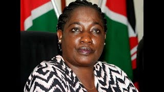 Public service and Youths Affairs PS Lilian Omollo to appear before PAC over NYS scandal