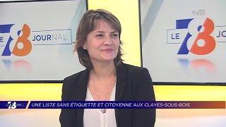 "Yvelines | Stéphanie Jamain, ""Énergie positive"" aux Clayes-sous-Bois"