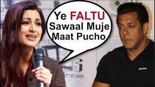Sonali Bendre SHOCKING Reaction On Salman Khan's Race 3 Trailer- Video