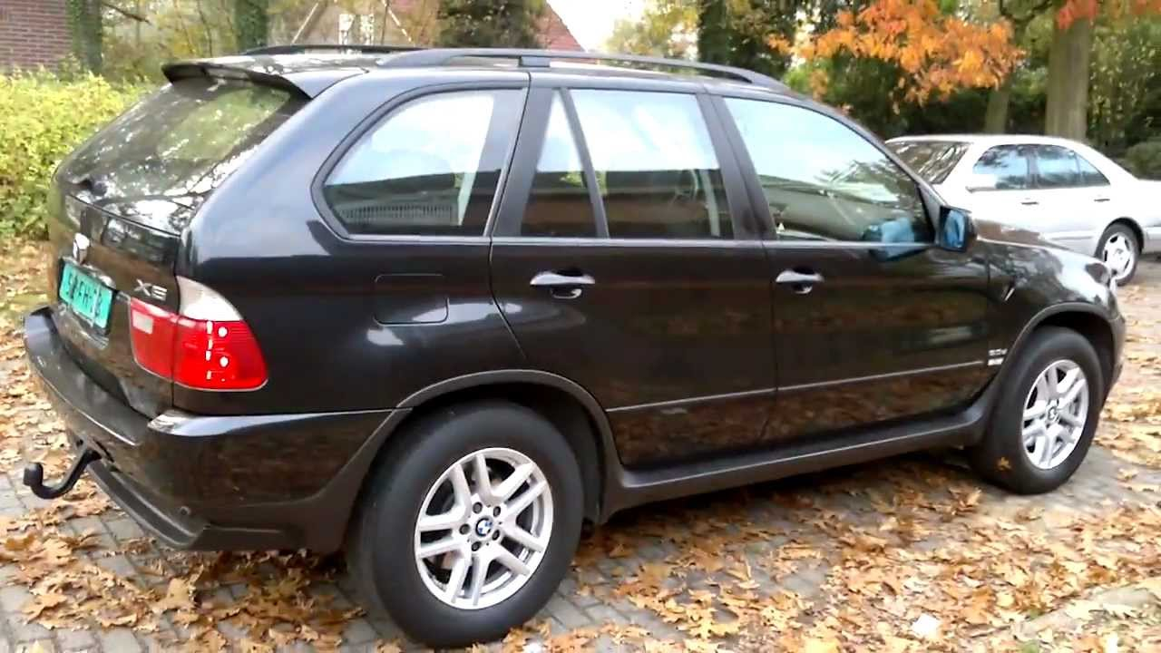 bmw x5 2004 facelift executive youtube. Black Bedroom Furniture Sets. Home Design Ideas
