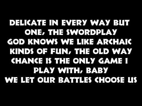 Lorde- Glory and Gore (HD lyrics)