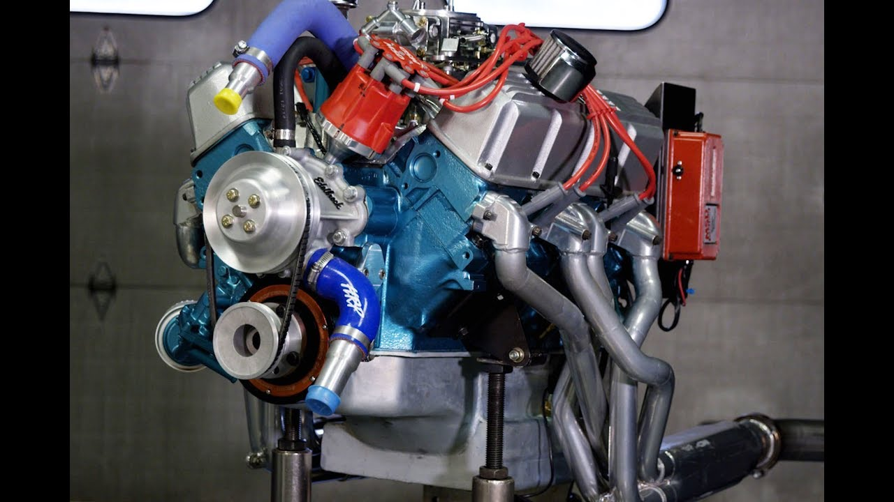 Jim Schmitz Takes on Engine Masters 2017 with a 365ci AMC V8