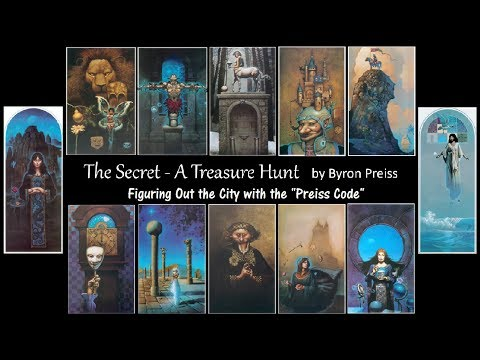 E2 - The Secret A Treasure Hunt By Byron Preiss - Finding The City With My