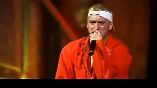 Eminem   The Real Slim Shady LIVE AT THE UP IN SMOKE TOUR