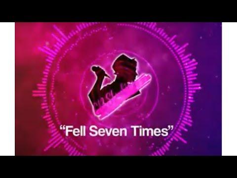 FELL SEVEN TIMES LYRIC VIDEO BY CBSTUDIOS. KOL ISHA.