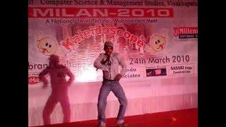Dance Performance | Uppenanta E premaki | Allu Arjun | Arya 2 | Dr LB PG College | Ramana Gorle