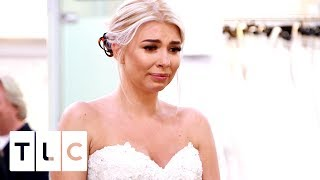 Olivia Buckland's Emotional Dress Breakdown | Say Yes to the Dress UK