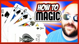 top 3 easiest card tricks how to magic