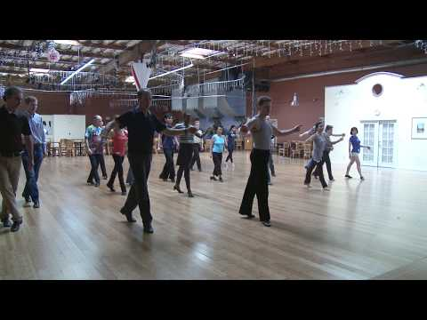"Cha Cha Locks! ""Detailed Explanation"" PLUS Samba - Rumba - Jive - Paso Doble - 34min"