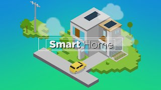 Smart Home - Youth Leadership for Smart Energy in Thailand