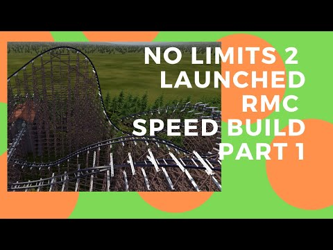 No Limits 2//launched RMC//speed build