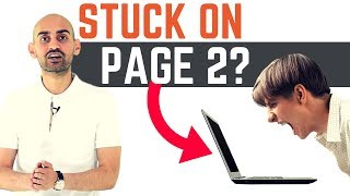 5 Insider Tips: How to Go From Page 2 to Page 1 of Google