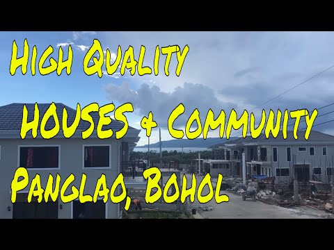 Chateau De Paz High end Subdivision in Panglao Island, Bohol - House and Lot for sale in Bohol