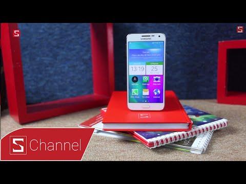 Schannel - Đánh giá Galaxy E5: Hợp lý nhất với trong tầm giá 5tr chính hãng