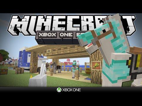 Minecraft Xbox | BABY HORSES & GOLDEN APPLES | #89