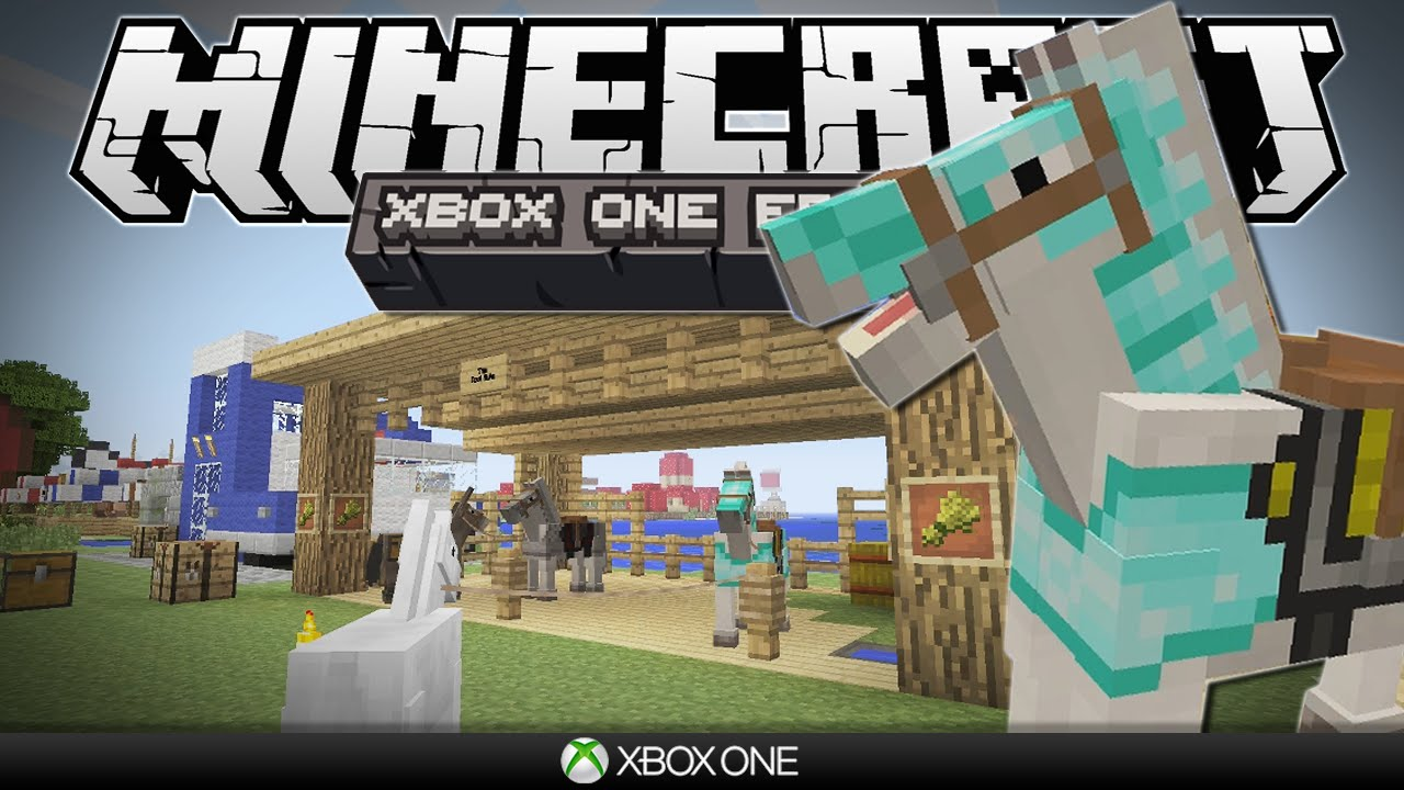 how to get apples in minecraft xbox one